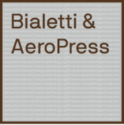 Bialetti und Aeropress